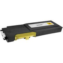 Dell 2K1VC Toner Cartridge C2660dn/C2665dnf Color Laser Printer, Yellow - $148.99