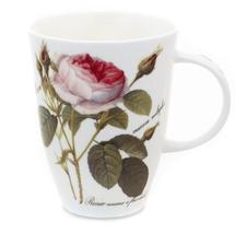 Roy Kirkham Redoute Rose Louise Mug SET OF 4 FINE BONE CHINA MADE IN ENG... - $89.90