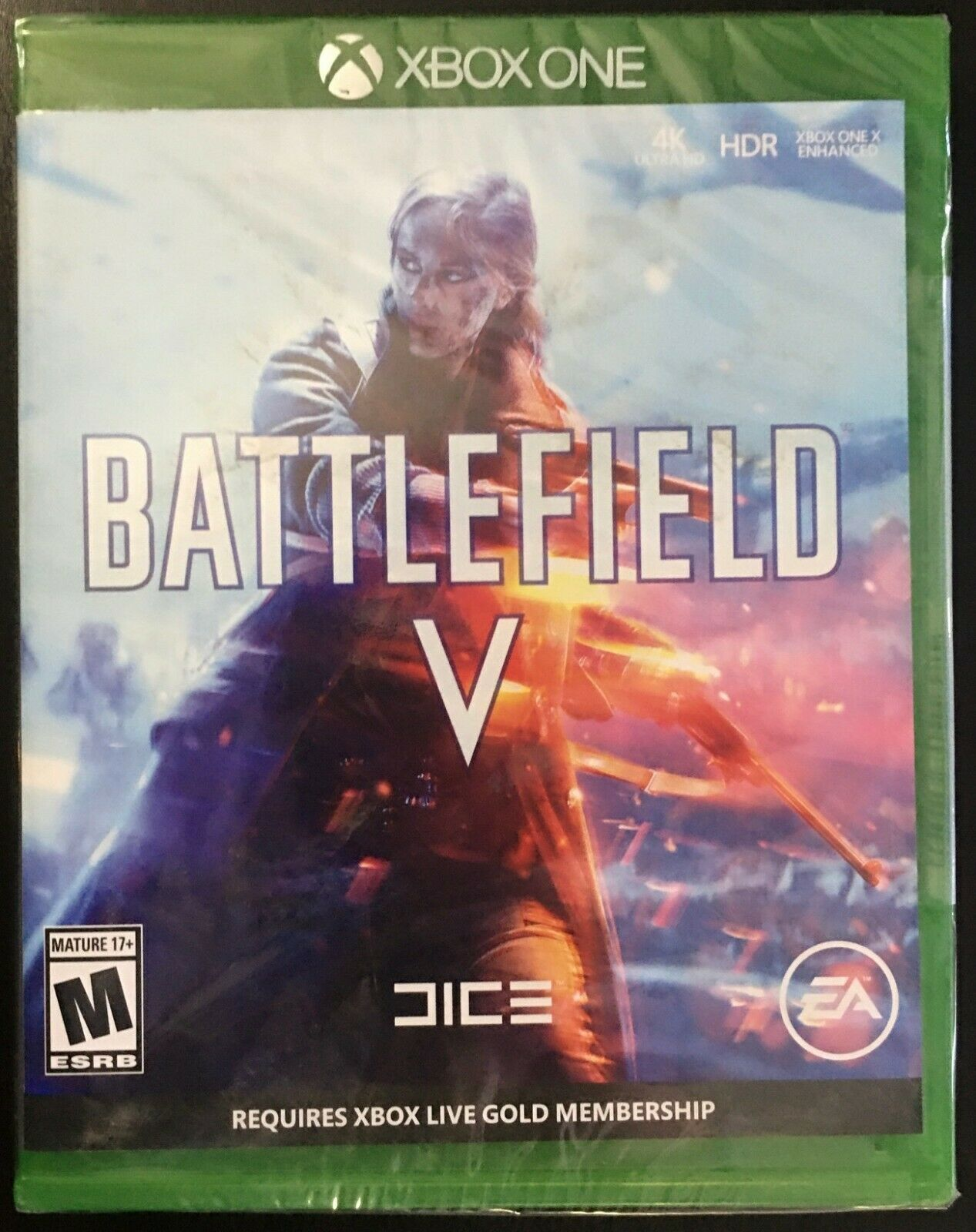 Battlefield V - Xbox One Video Game Factory SEALED NEW