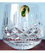 Waterford Lismore Roly Poly Tumbler Old Fashioned Crystal Glass New - $96.90