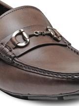 Leather Fashion Men's Teakwood Lofer Shoes Genuine ERgwwCZq