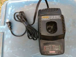 OEM Craftsman 315.CH2020 Battery Charger And Maintainer NI-Cad 12V-19.2V Class 2 - $18.67