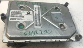 13 2013 Chrysler 200 2.4L AT PCM ECM Engine Control Module | P05150763AB  - $113.40