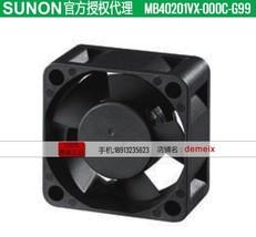 Original SUNON Power fan MB40201VX-000C-G99 12V 2 months warranty - $28.20