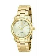 Invicta 17420 Women's Watch Angel Quartz Gold Tone Dial and Yellow Gold Bracelet - $69.29