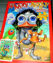 Wiggly Jiggly Eyeball Puzzle-Complete - $10.00