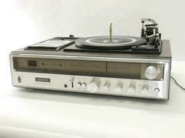 Zenith Integrated Stereo System Turntable 8-Track Recorder Receiver Mode... - $129.99