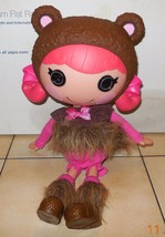 "2013 MGA Lalaloopsy Honey Pot Teddy Bear 12"" Full Size Doll - $23.38"