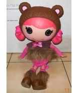 """2013 MGA Lalaloopsy Honey Pot Teddy Bear 12"""" Full Size Doll - $23.38"""