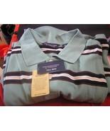 Roundtree & Yorke Pique 4XT Men's Polo Shirt 100% Cotton NWT $42 MSRP - $19.79