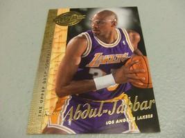 2008 Upper Deck 20th Anniversary #UD12 Kareem Abdul-Jabbar -Los Angeles ... - $3.12
