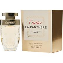 CARTIER LA PANTHERE LEGERE by Cartier #294635 - Type: Fragrances for WOMEN - $36.32