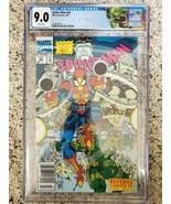 Spider-Man #20 CGC 9.0 (2100338001) Newsstand Edition limited Hulk label - $130.00