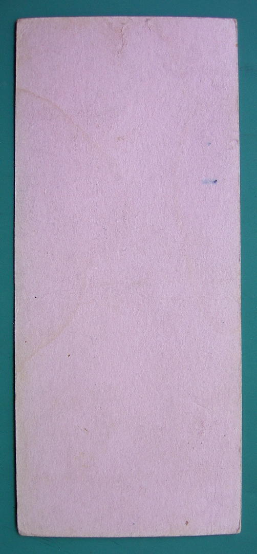 INK BLOTTER 1951 - Mount Moran & AD for Weschlers Shoes Erie Pennsylvania