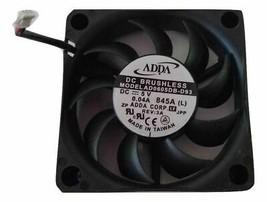 ADDA AD0605DB-D93 6CM 6015 60*60*15mm 0.04A 5V Dual Cooling Fan - $6.92