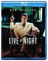 Live By Night [Blu-ray] (2017)