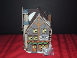 Dept 56 - 1993 Dickens Village - Kingsford's Brew House -NIB - $18.61