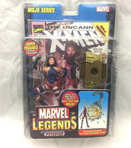 Marvel Legends Mojo Series - Psylocke X-Men Action Figure 2006 ToyWiz 71... - $14.82