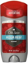 Old Spice Red Zone Collection Aqua Reef Scent Men's Deodorant 3 Oz - $8.90