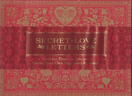 Secret Love Letters Treasure Box kit 2006 write paper pen invisible ink H18 - $21.77
