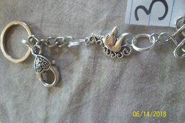 purse jewlrey pegasus unicorn beauty keychain backpack filigree dangle charm #37 image 4
