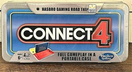 Hasbro Connect 4 Gaming Road Trip Walmart Exclusive Portable Case  - $4.95