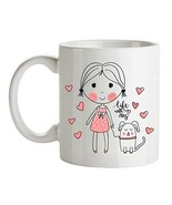Dog Lover Mug - Coffee Tea Mugs Gifts Pet Owner - Life with Dogs - Ceram... - $14.80