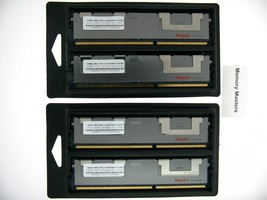 32GB (4X8GB) MEMORY FOR HP PROLIANT DL320 G6 DL360 G7