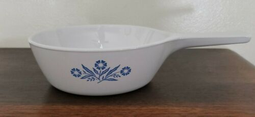 Corning Ware ~ Blue Cornflower Skillet ~ P-81-B ~ 1 Pint ~ (22) - $22.97