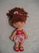 STRAWBERRY SHORTCAKE doll 8inches by ban dai - $13.98