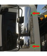 Mercedes Atego  Truck   Mirror Covers - Mirror Guards - Stainless Steel ... - $120.95