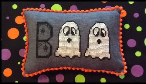 Ghostly boo