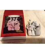 Hallmark Ornament - Laverne, Victor & Hugo - The Hunchback of Notre Dame... - $4.95