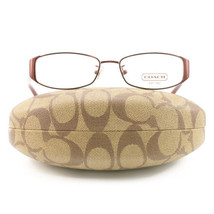 COACH 5019 9084 Eyeglasses Satin Berry 52 16 135  without case finish line - $59.00