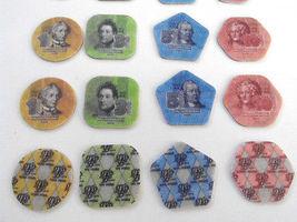 TRANSNISTRIA PMR 1 3 5 10 Rubley 2014 SET 4 Plastic COINS Moldova Uncirculated image 2