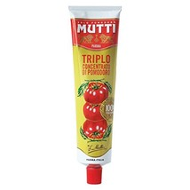 Mutti Triple Concentrated Italian Tomato Paste Tube 6.53 Ounce | Pack of 2 - $18.90