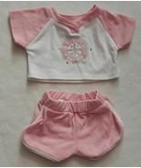 Build A Bear Clothes Seattle Mariners Girls Shirt and Shorts - EUC - $9.99