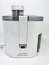 Hamilton Beach 395W Juice Extractor With 140 Watts Of Power - $42.56