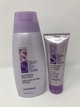 Avon 12 fl oz Skin-So-Soft Age-Defying Body Lotion & Hand Polisher - $15.47