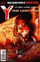 Y: THE LAST MAN #41 of 60 2002/08 Vertigo/DC 9.0 VF/NM Uncertified Brian Vaughan - $5.49