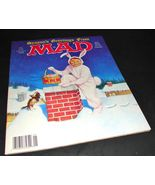 MAD Magazine 276 Jan 1988 GOOD Xmas Easter Basket Alfred E Neuman Bunny ... - $11.99