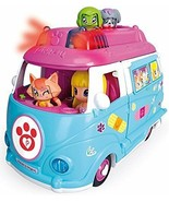 Pinypon Ambulance Of Pet Includes Doctor Pin And Put Pet Lights And Sounds - $228.79