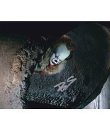 Bill Skarsgard In-Person AUTHENTIC Autographed Photo COA Pennywise IT SHA #19517 - $195.00