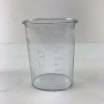 Vntg Oster Regancy Kitchen  Center Measuring Cup Pusher - $6.14