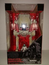 Star Wars Black Series Imperial AT-ST Walker Driver Hasbro New Toy Scout... - $53.99