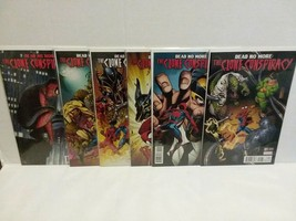 SPIDER-MAN: DEAD NO MORE - THE CLONE CONSPIRACY 6 BOOK SET - FREE SHIPPING - $23.38