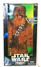 """NEW Kenner Star Wars Power of the Force 12"""" Chewbacca in Chains Action F... - $35.63"""