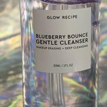 GLOW RECIPE Blueberry Bounce Gentle Cleanser Mini 30 ml Gentle w/ Antioxidants image 2
