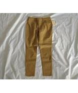 Universal Thread Women's High-rise Jegging Slim Leg Zippered Tan Brown J... - $23.36