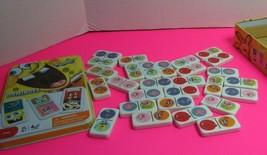 Nickelodeon Spongebob Squarepants 28 Piece Domino Set In Tin - $15.00
